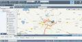 برنامج gps تعقب المركبات الحرة مع خريطة جوجل