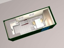 modular container office / Container Living House / Container Storage
