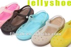 nice jelly shoes