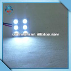 12V 6SMD 5050 led dome