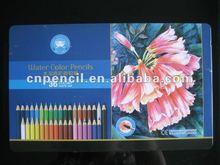 36 pcs Water color pencil in tin box
