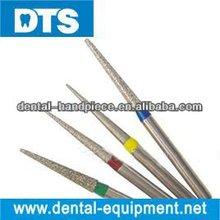 China Dental Supplier for Dental Diamond Burs Dental Material