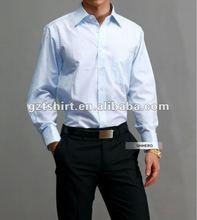 männer baumwolle weißes hemd