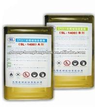 Sl-1400 due componenti della resina epossidica tipo di rinforzo strutturale colla