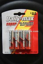 AA Super Alkaline Battery