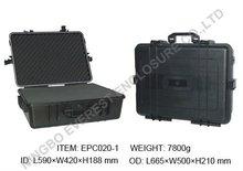 ABS plastic military long gun box/case