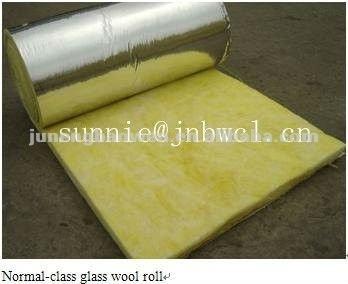 Thermal Conductivity Fiberglass Insulation Material