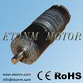 Diâmetro 28mm 12v dc motor elétrico com engrenagem de redução, 24v dc motor redutor para a cortina da janela