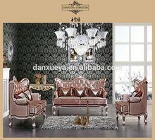 Victorian classic style hotel furniture sofa set 847#