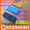China dual core 1.6ghz UG802 1G/4G google andorid 4.0 smart tv box mini PC IPTV HDMI dongle stick