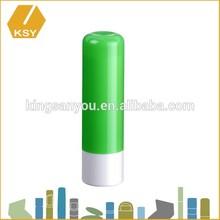 Lip care cosmetics packaging plastic OEM moisture lip balm