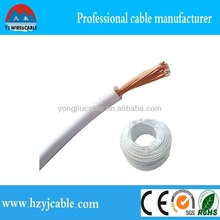 THW 8 10 12 16 pvc insulation electric wire ningbo port wire electric THW 8 THW 10 wire cable