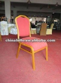 XL-H601A hot iron hotel chair