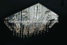 2015 easy decorative ceiling light / easy brillant K9 crystal ceiling ligt
