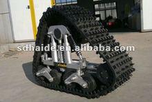 SUV/ATV rubber track conversion system kits