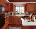 Clásico americano armarios/gabinetes cocina/armarios/gabinetes cocina para espacios pequeños