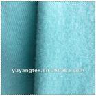high quality 100 cotton fleece fabric