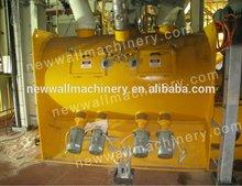 2m3 plough type dry mortar mixer