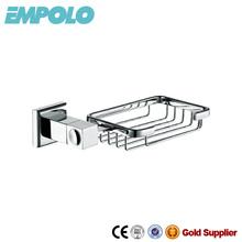 Solid brass wire soap basket,bathroom soap dish holder 92006B