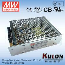 Meanwell NES-50-12 UL switching mode power supply 220v 12v ac transformer