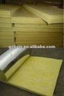 acoustic fiber glass wool batts/ glass wool board 50mm