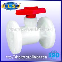 ball valve flanged