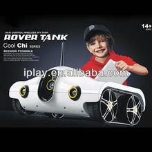 Wifi Control Wireless i-spy tank With Camera WIFI Rover tank toy