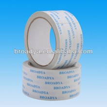 For furniture or general purpose solvent acrylic based jomb roll/log roll/finished roll adhesive tape from Chinese manufacturer