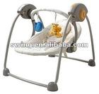 Metal steel tube garden swing chair,baby swing chair