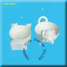 ceramic bisque DIY gift