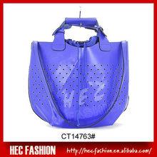 High HEC Fashion Ladies Royal Blue Shoulder Bag