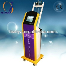 VY-99 Facial massage tools with hydrodynamic microneedle,cold and hot hammer,bipolar eye lifting,water dermabrasion