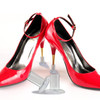 eco-friendly out-wedding plastic shoe heel protectors
