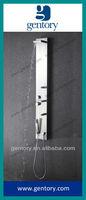 2013 NEW Design LED Sanitary ware Stainless shower column S136