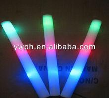 customized design foam stick cheap glow foam stick nice flashing stick