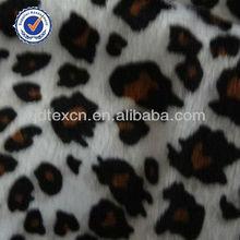 100%polyester super Soft Velboa for garment/sofa set