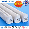 High quality with 3 years warranty 2ft 4ft 6ft SMD3014 with IP65 price led tube light t5