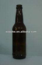 330ml brown beer bottle