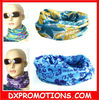 printed scarf for multi use/multi way scarf