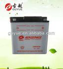 General type 12v 14ah motorcycle battery