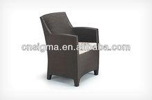 2015 New Style royal modern restaurant armchairs