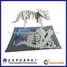 Dragon Shape DIY 3D Puzzle