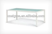 2015 modern design glass centre table designs