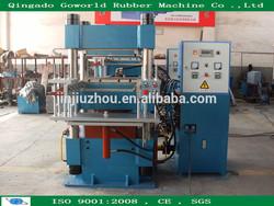 vulcanizing rubber machine / rubber plate vulcanizer