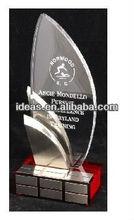 2013 hot sale High quality acrylic trophy award