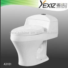 Sanitary ware hot design one piece toilet