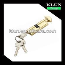 key and knob Cylinder lock