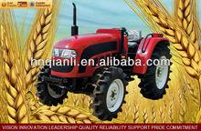 QLN-404 Farm Tractor 40hp 4wd, Spare parts, F8+R4 Gear shift, Hydraulic steering