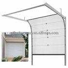 Durable Construction Single Panel Garage Door