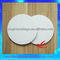 disposable cardboard cake circles, white cake circles